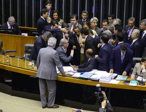 Momento dramático do Brasil