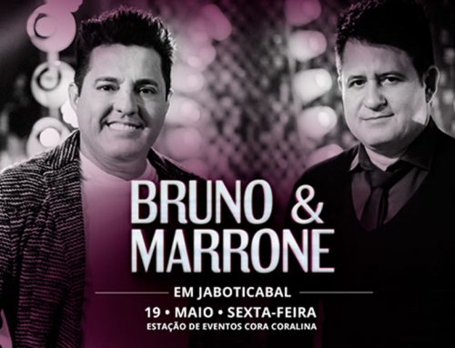Bruno & Marrone em Jaboticabal