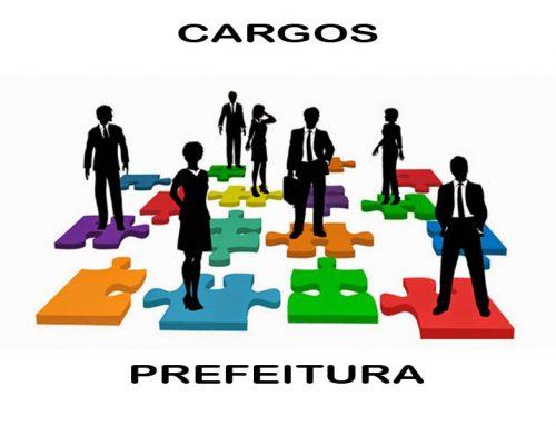 Cargos na administração