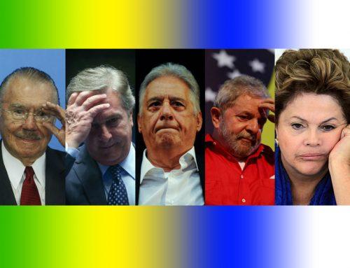 Detonada a elite política
