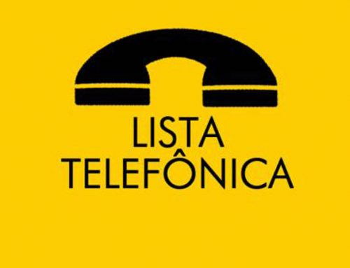 CDL – Lista Telefônica