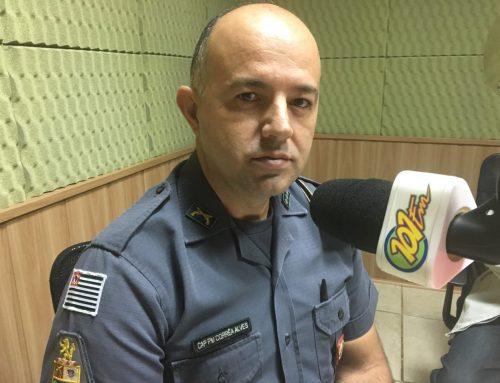 Novo Comando da Polícia Militar