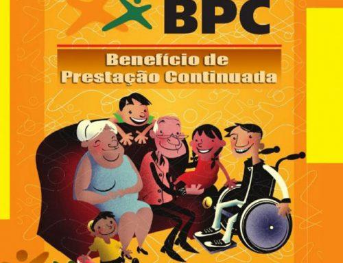 BPC – Cadastramento