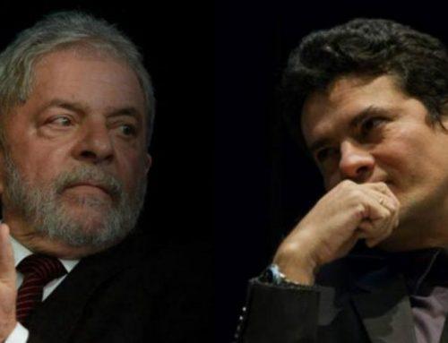 Lula condenado a nove anos e seis meses de prisão