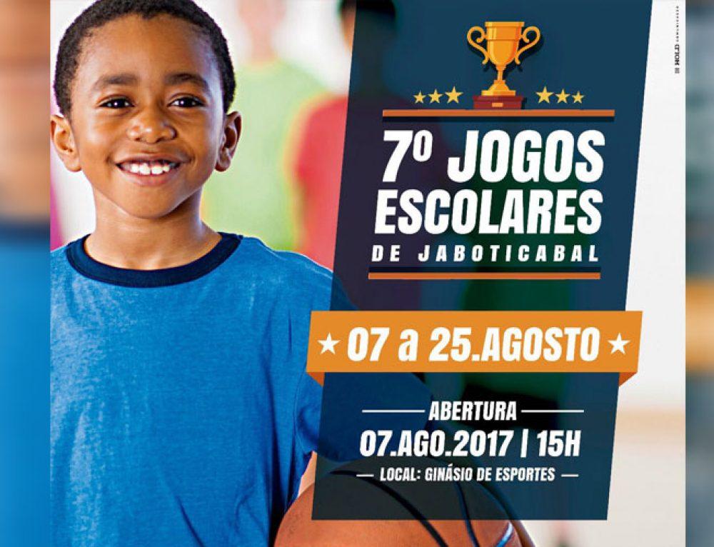 7º Jogos Escolares