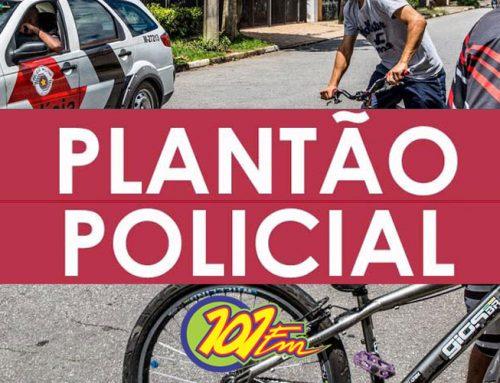 Gang da bicicleta ataca novamente