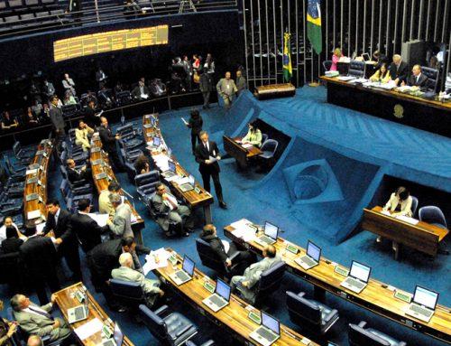 STF e Senado Federal evitam crise