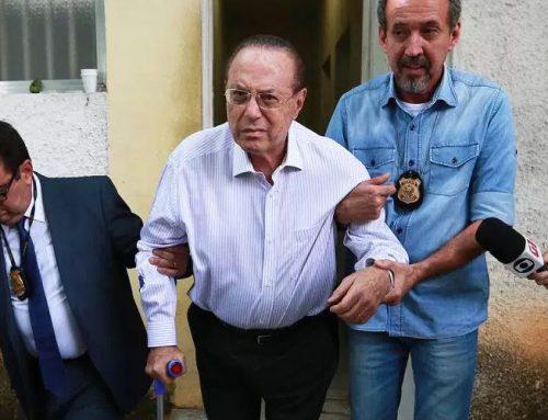 Paulo Maluf na cadeia!