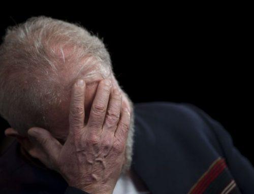 12 anos de cadeia para Lula