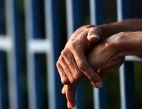 Prisão decretada