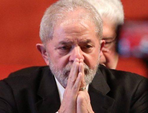 Cadeia pra Lula