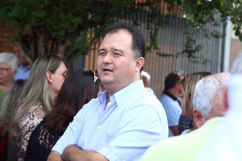 O ex-prefeito de Jabotical, José Carlos Hori, falou sobre encontro regional (Foto: Revide)