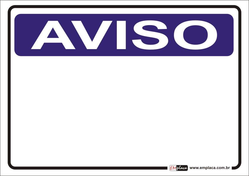 Aviso devem ser afixados para evitar 'confusões' entre estabelecimento e consumidor (Imagem: Divulgação)