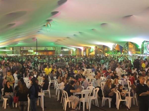 Festa é tradicional em Jaboticabal e comemora o aniversário do município (Foto: Divulgação/Prefeitura de Jaboticabal)