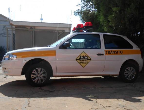 Espaço para guardar veículos do Detran será maior (Foto: Fábio Penariol/Jornal 101)