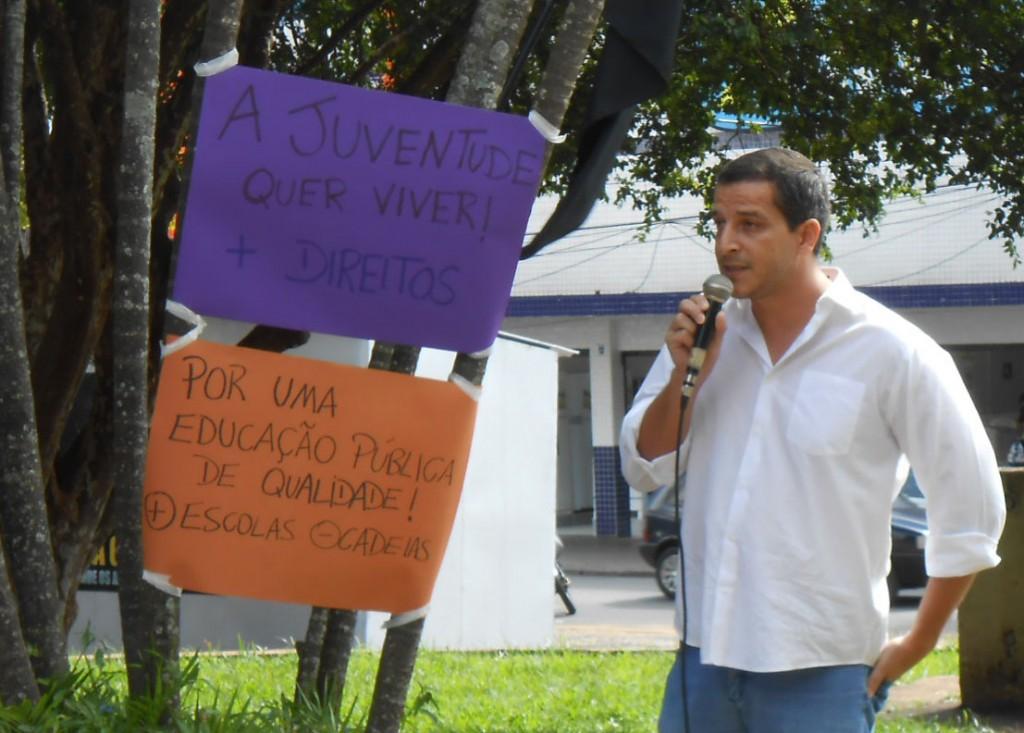 Sociólogo (Foto: Fábio Penariol/Jornal 101)