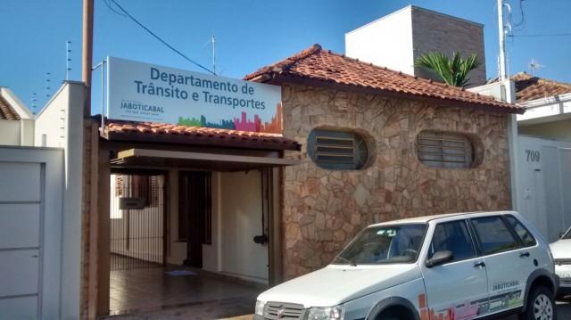 Nova endereço do DTT fica na Avenida Libero Badaró, número 697 (Foto: Reginaldo Coelho/Jornal 101)