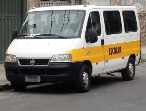 No início do ano apenas duas vans estavam regularizadas. Atualmente são 30. (Foto: Divulgação)