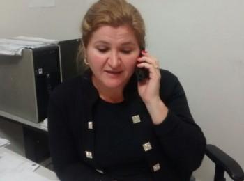 Tânia Petrassi, enfermeira da Vigilância Epidemiológica (Foto: Reginaldo Coelho/Jornal 101)
