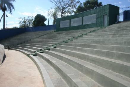 Concha acústica será reinaugurada nesta quinta-feira; local receberá apresentação entre hoje e domingo (02) (Foto: Site da Prefeitura de Jaboticabal)