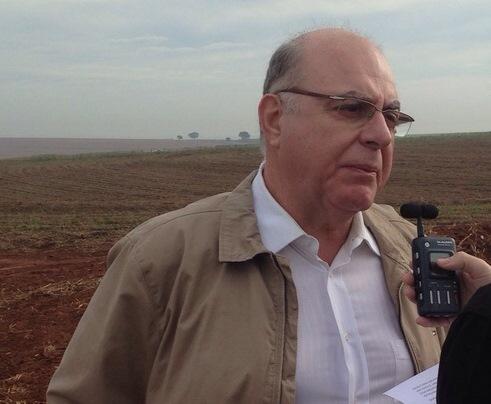 De acordo com o secretário da Agricultura do Estado de São Paulo, Arnaldo Jardim, obra custou entorno de 1,8 milhão (Foto: Jornal 101)