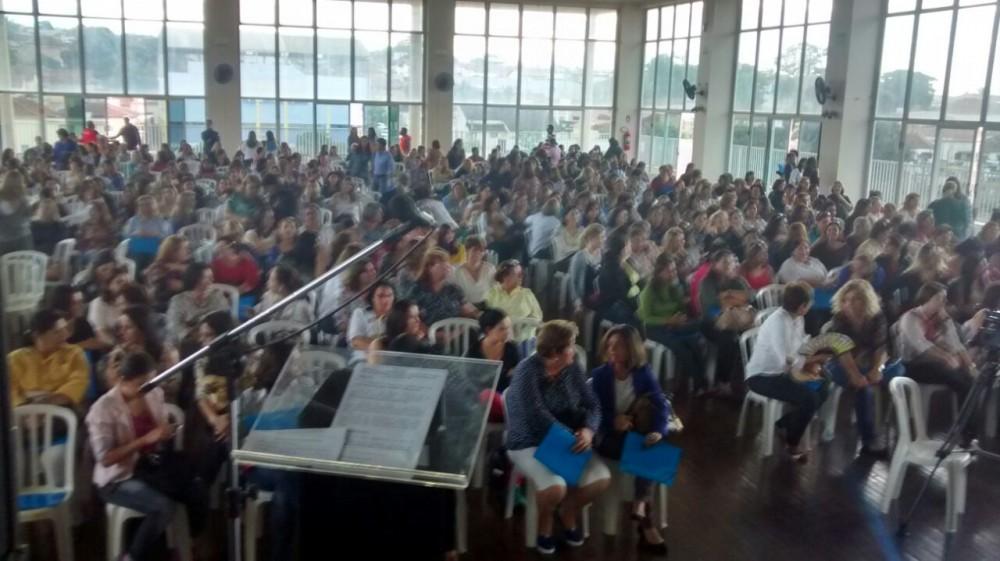 Evento teve início nesta terça-feira (21), às 8h, na Mascagni (Foto: Reginaldo Coelho/Jornal 101)
