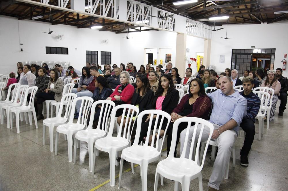 Polo da Beleza formou 39 alunos nesta semana (Foto: Assessoria de Imprensa/Prefeitura de Jaboticabal)
