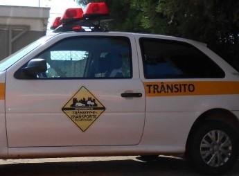 Diretor de Trânsito falou sobre início dos trabalhos (Foto: Fábio Penariol/Jornal 101)