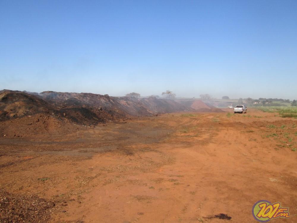 Local fica na zona rural de Jaboticabal (Foto: Jornal 101)