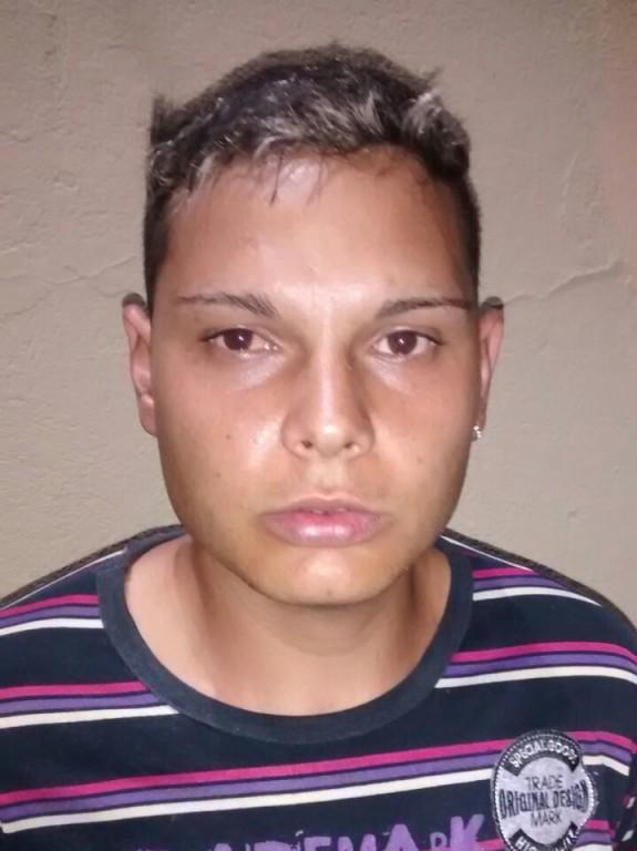 """Traficante é conhecido como """"Gordinho"""" (Foto: Reginaldo Coelho/Jornal 101)"""