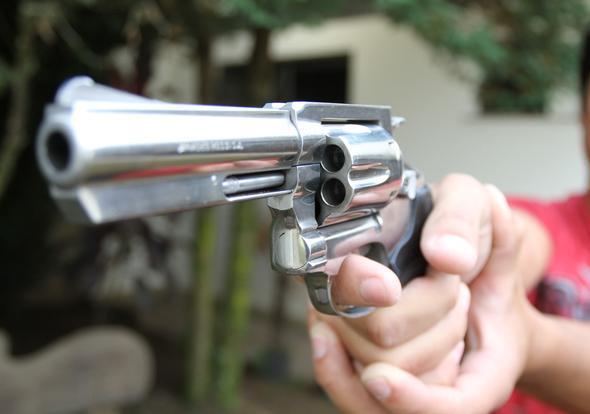 Um comerciante foi baleado na noite de ontem, 06, no Jardim Alvorada (Foto: Divulgação)
