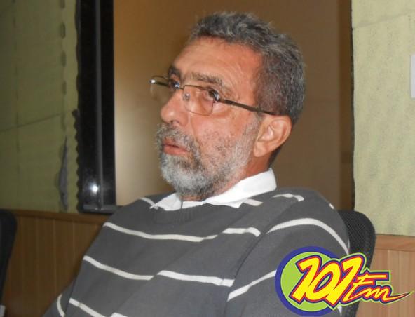 Aparecido Hojaij (Pelão), que diretor de Operações do Saaej (Serviço Autônomo de Água e Esgoto de Jaboticabal), falou ao Jornal 101 (Foto: Fábio Penariol/Jornal 101)