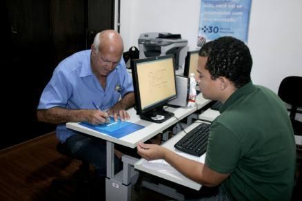Super Acessa presta serviços à população (Foto: Site da Prefeitura de Jaboticabal)