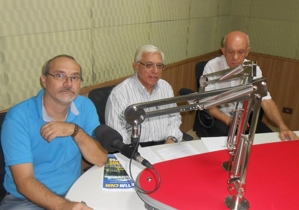 Raul Girio falou de demissões no Jornal 101 (Foto: Fábio Penariol/Jornal 101)