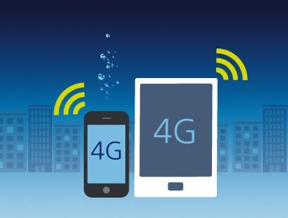 Os jaboticabalenses poderão ter em breve sinal de internet 4G no município (Ilustração/Divulgação)