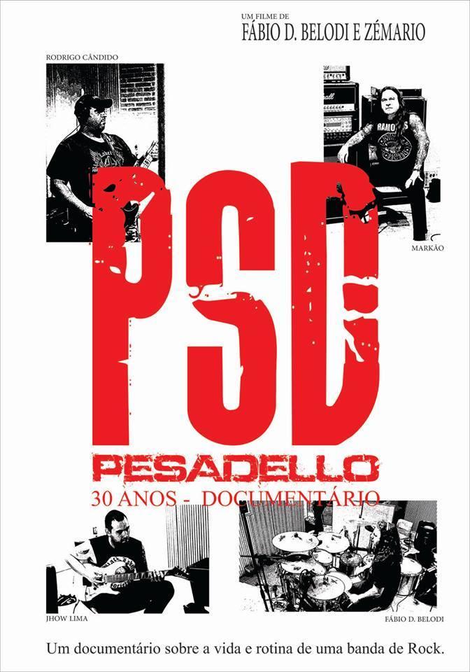 Cartaz do evento (Arte: PSD Pesadelo/Redes Sociais)