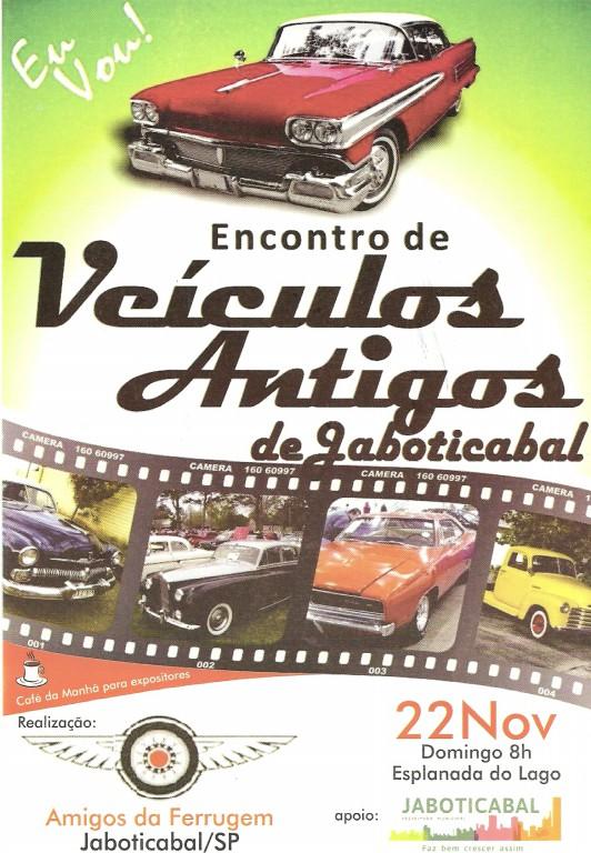 Cartaz do evento (Ilustração: Divulgação/Amigos da Ferrugem)