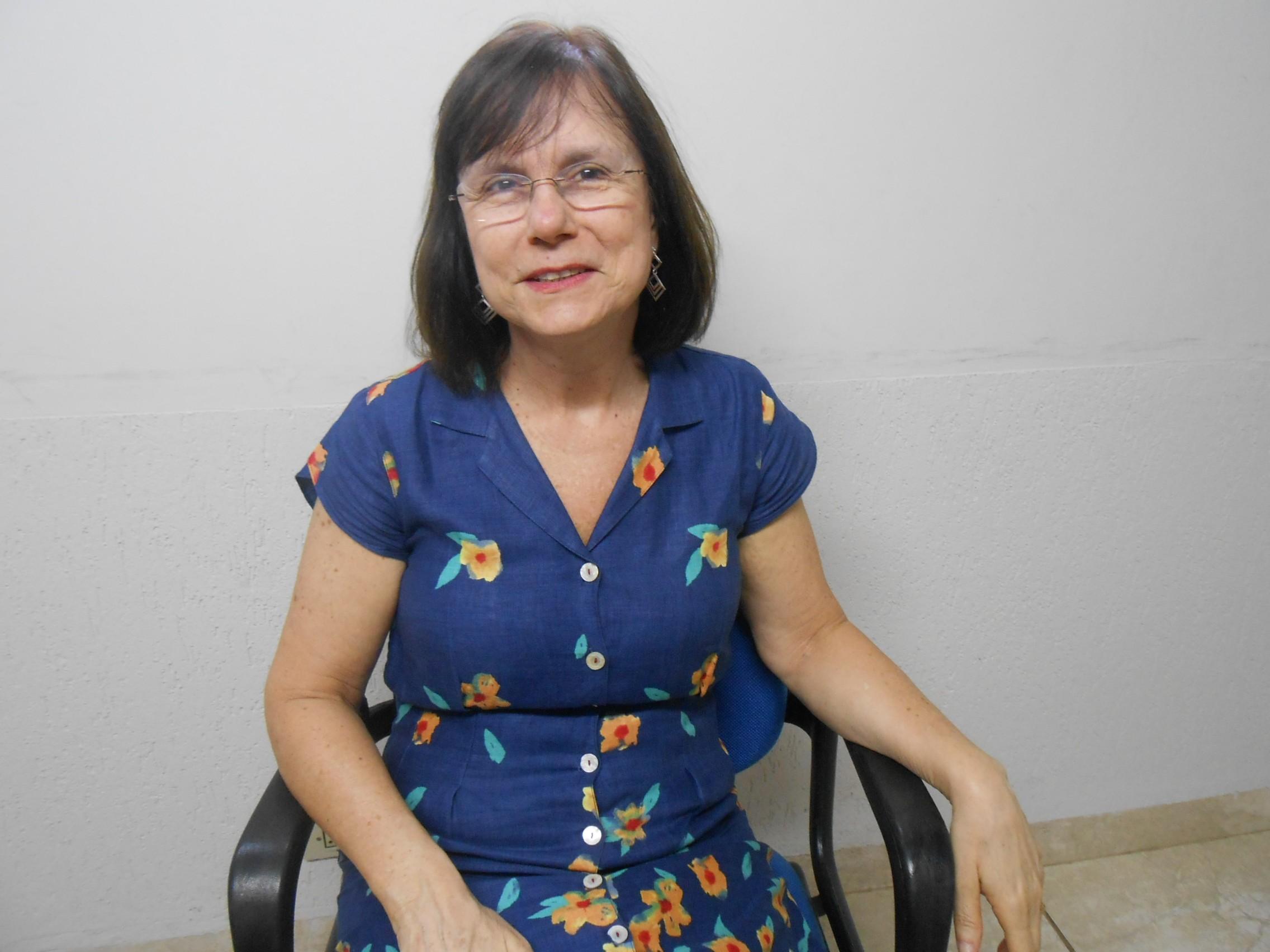 A Prof. Drª Mirela Tinucci Costa é responsável pelo setor de Oncologia do Hospital Veterinário da Unesp de Jaboticabal (Foto: Fábio Penariol/Jornal 101)