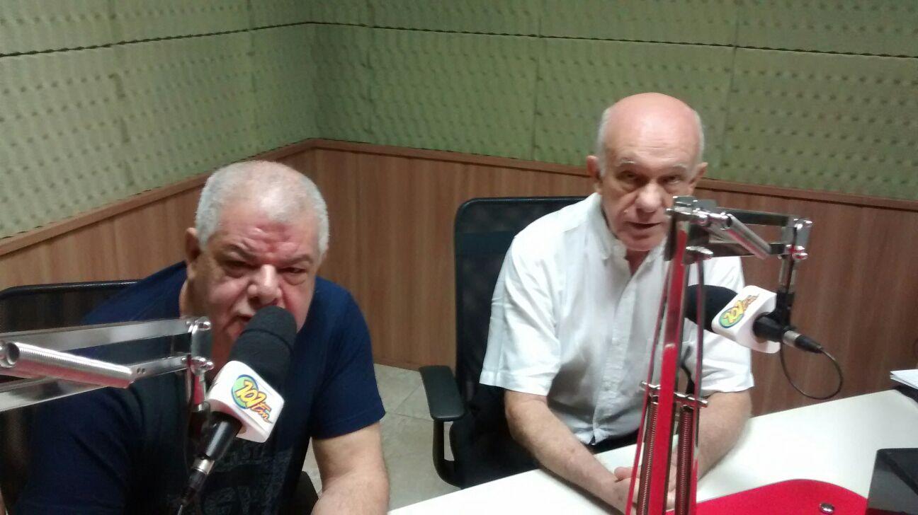 Carlos Abreu, ex-diretor da Basilar (Foto: Reginaldo Coelho/Jornal 101)
