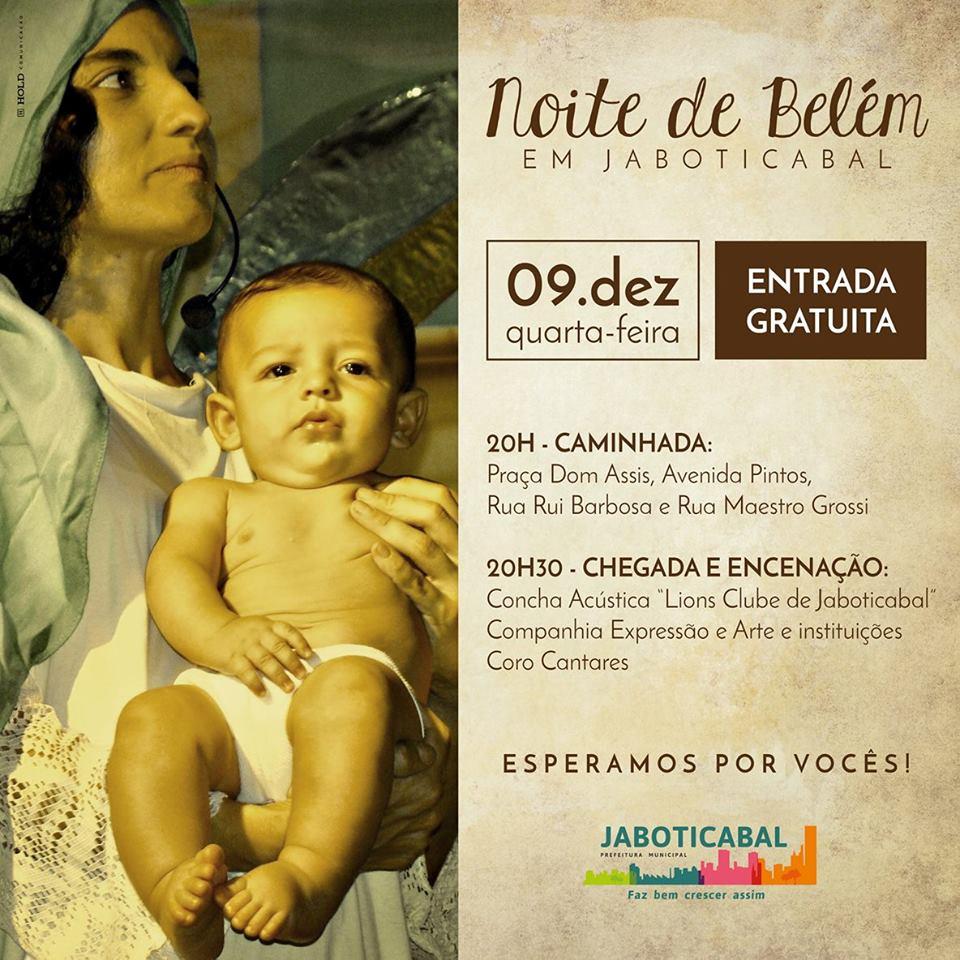 Cartaz do evento (Ilustração: Divulgação/Prefeitura de Jaboticabal)