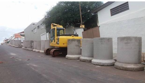 Obra foi realizada no bairro Aparecida (Foto: Reprodução/Site da Prefeitura de Jaboticabal)