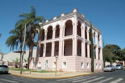 Museu Histórico (Foto: Reprodução/Site da Prefeitura de Jaboticabal)