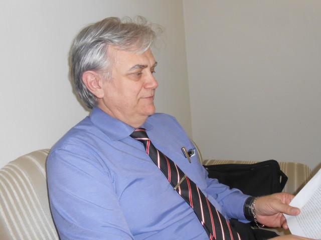 João Martins Neto, presidente do Comutran (Foto: Fábio Penariol/Jornal 101)