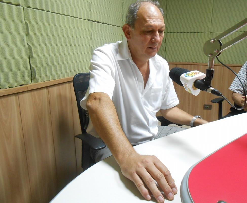 Luis Henrique Thomazelli de Castro, chefe de Fiscalização Tributária da Prefeitura (Foto: Fábio Penariol/Jornal 101)