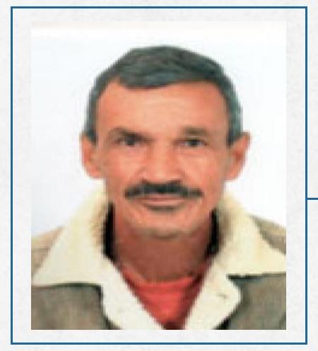 Natalino Pereira da Silva, 52 anos (Foto: Reprodução/Site do Prever Jaboticabal)