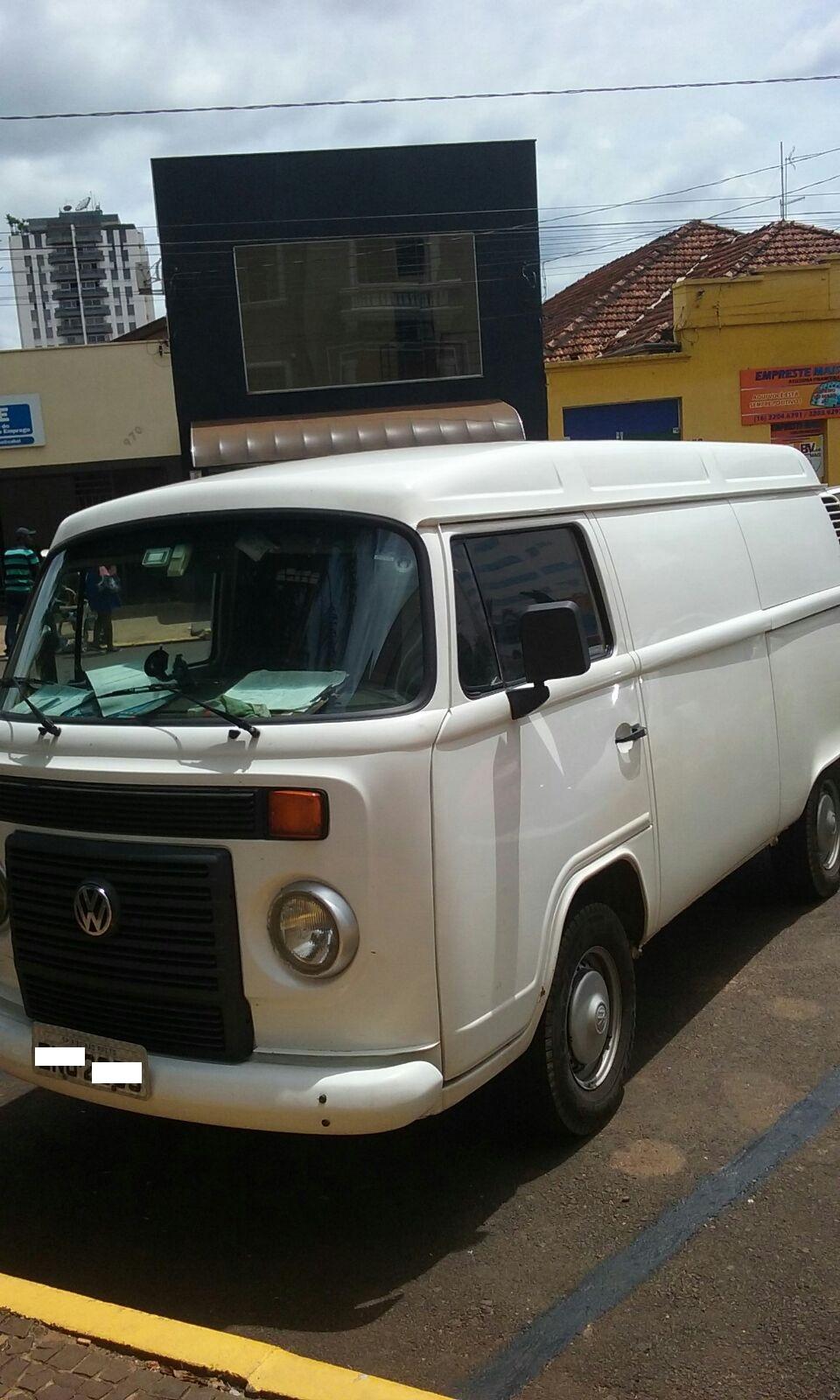 Veículo usado pelo vendedor