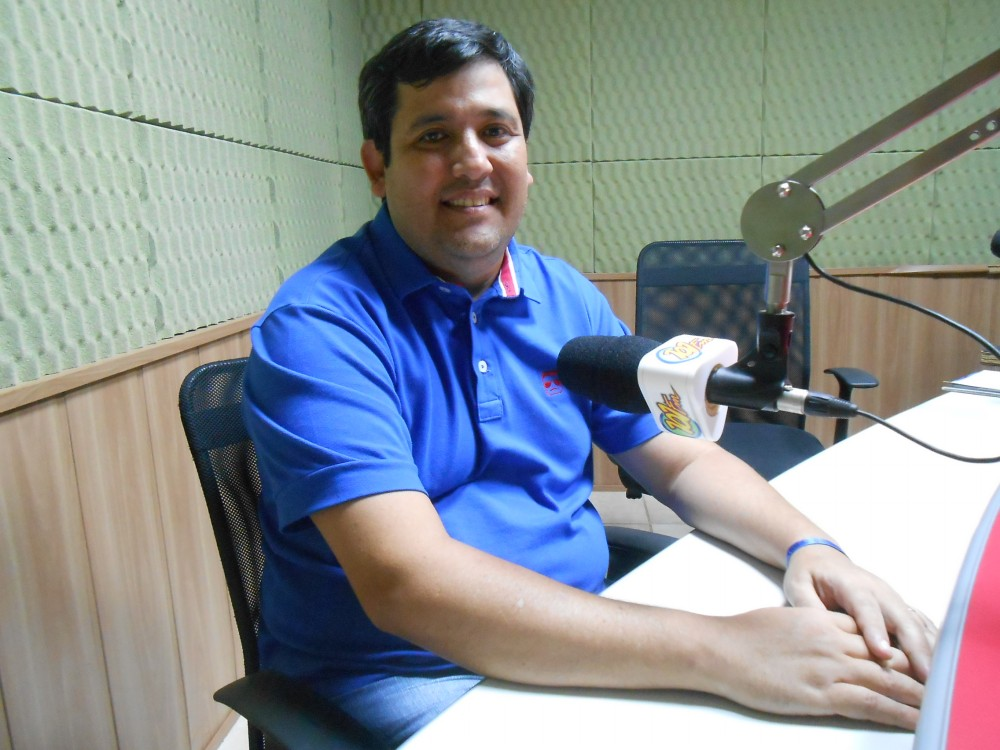 Rodrigo Manolo, coordenador do Procon em Jaboticabal (Foto: Fábio Penariol/Jornal 101)