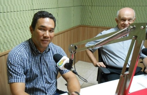 Sergio Nakagi participou do Jornal 101