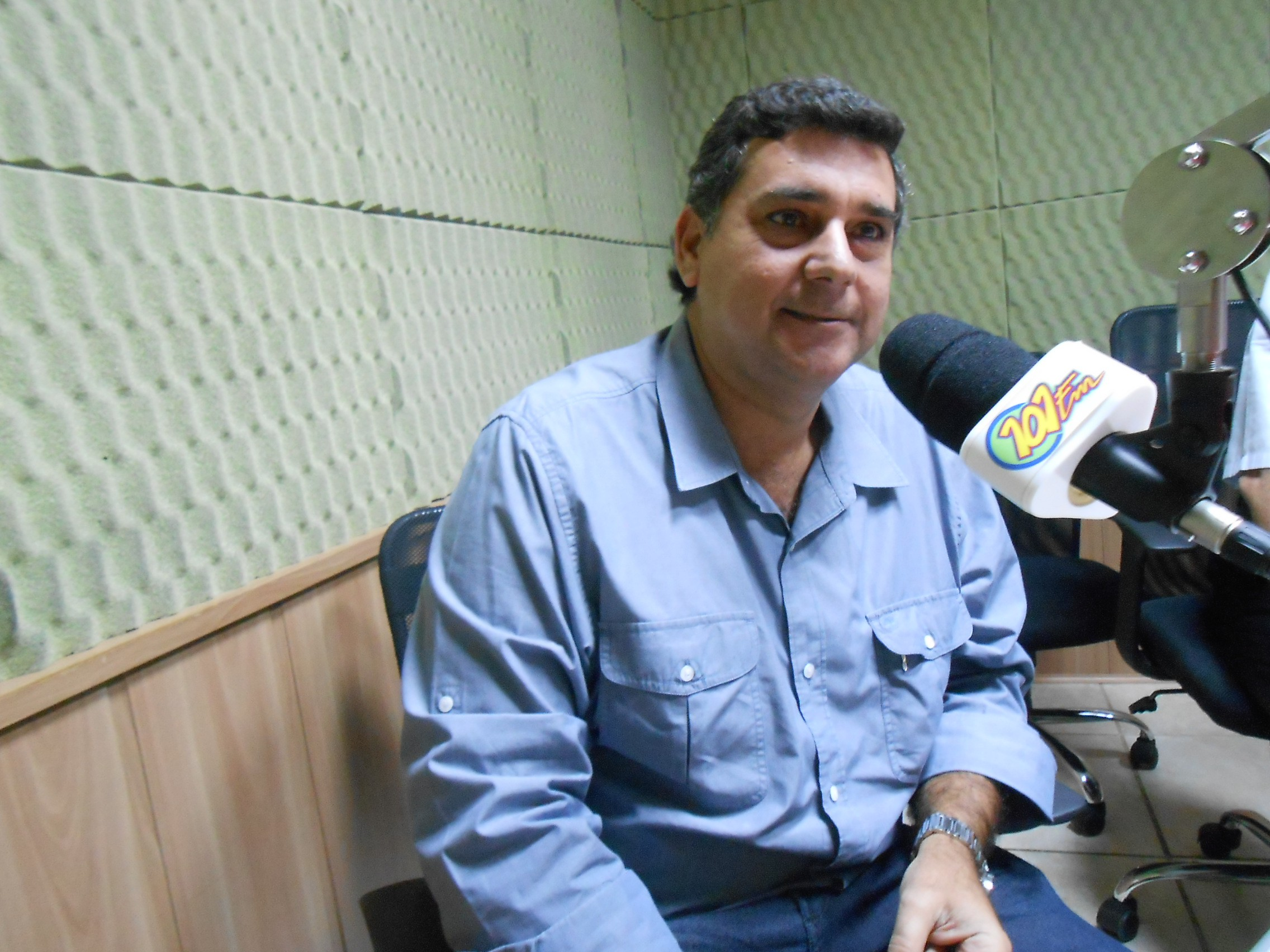 Arthur Doria Guzzo, presidente da Aciaja (Foto: Fábio Penariol/Jornal 101)