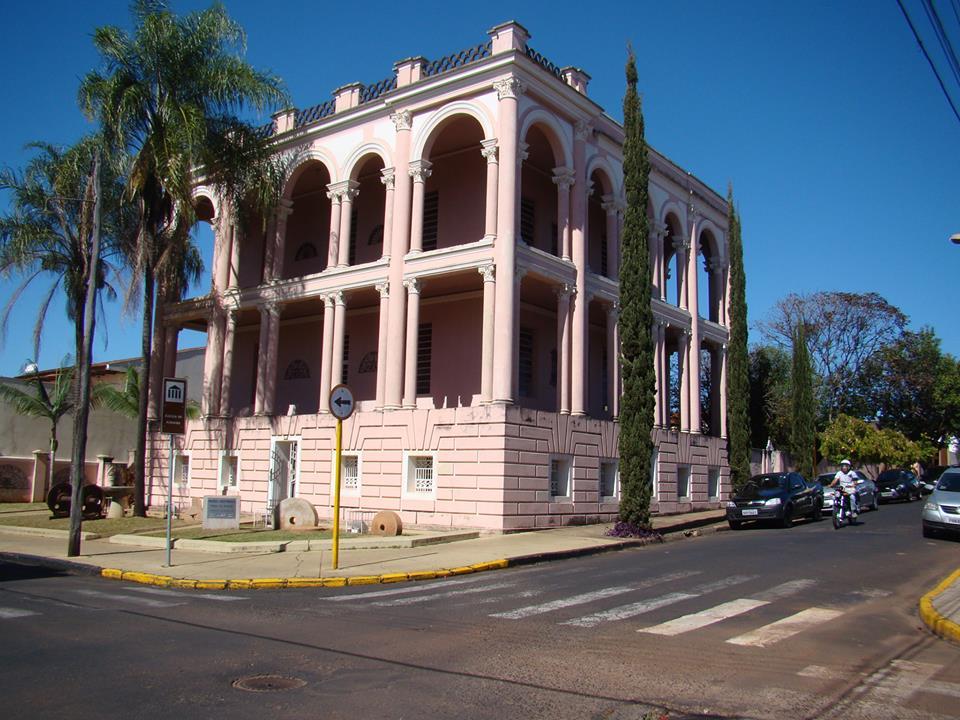 Museu Histórico Aloísio de Almeira (Redes Sociais/Museu de Jaboticabal)